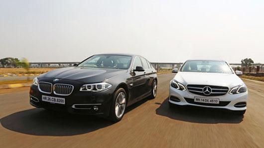 BMW 520d vs Mercedes-Benz E 250 CDI: Ngang ngửa
