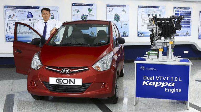 Hyundai ra mắt xe giá chưa đến 6.500 USD