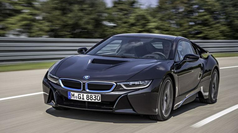 BMW i9 sẽ ra mắt vào năm 2016