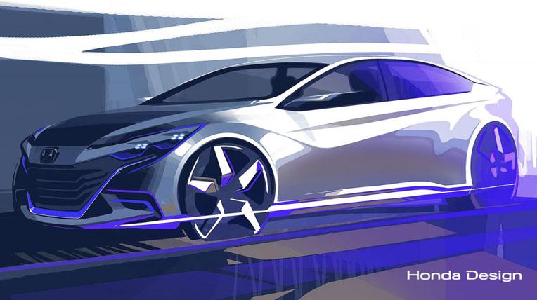 Honda chuẩn bị trình làng 2 mẫu concept mới