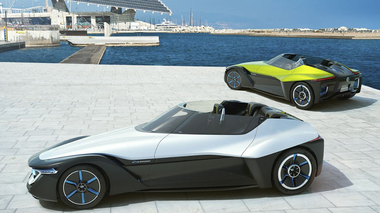 Câu chuyện thiết kế BladeGlider và sự táo bạo của Nissan