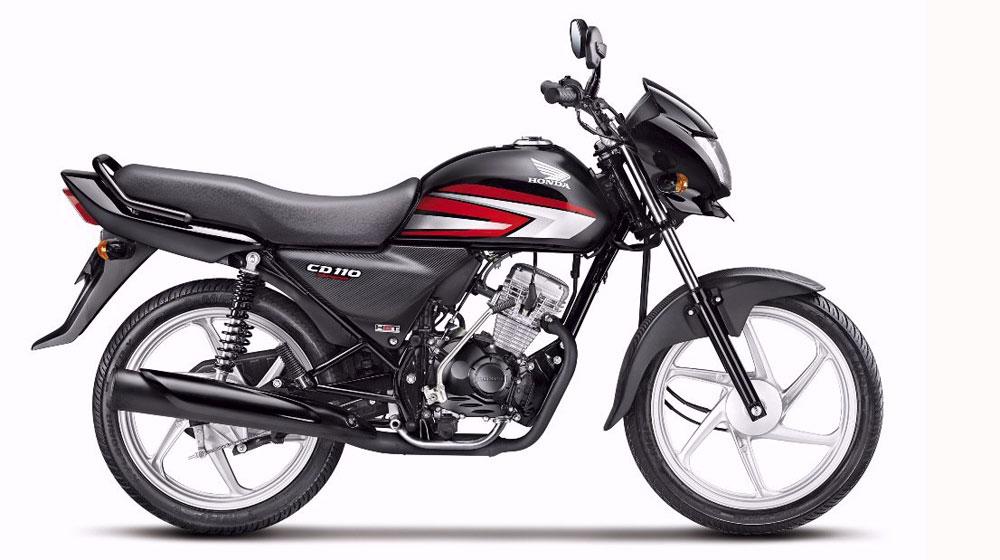 Honda trình làng mô-tô giá chưa đến 700 USD