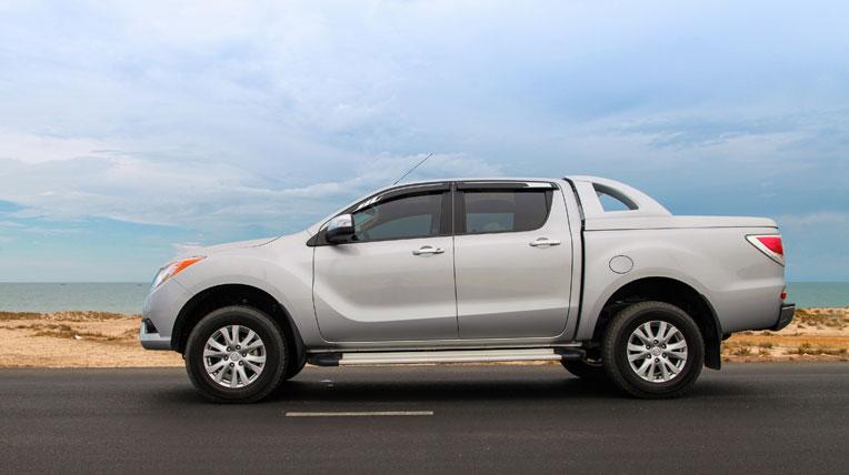 Mazda BT-50 ngày càng được ưa chuộng tại VN
