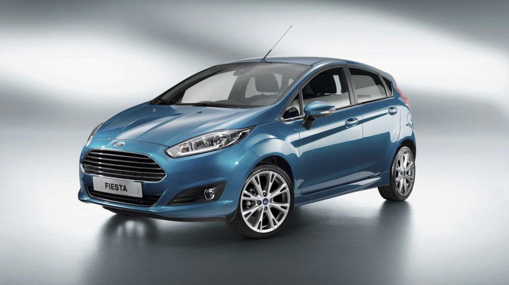 Ford Fiesta – Xe bán chạy nhất mọi thời đại tại Anh