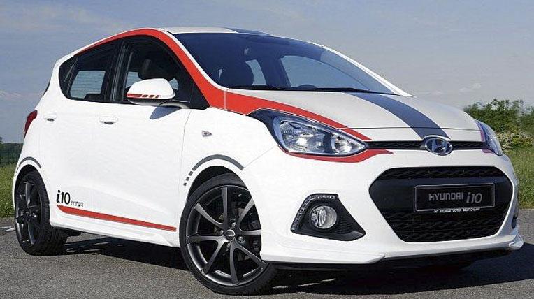 Hyundai i10 Sport trình làng