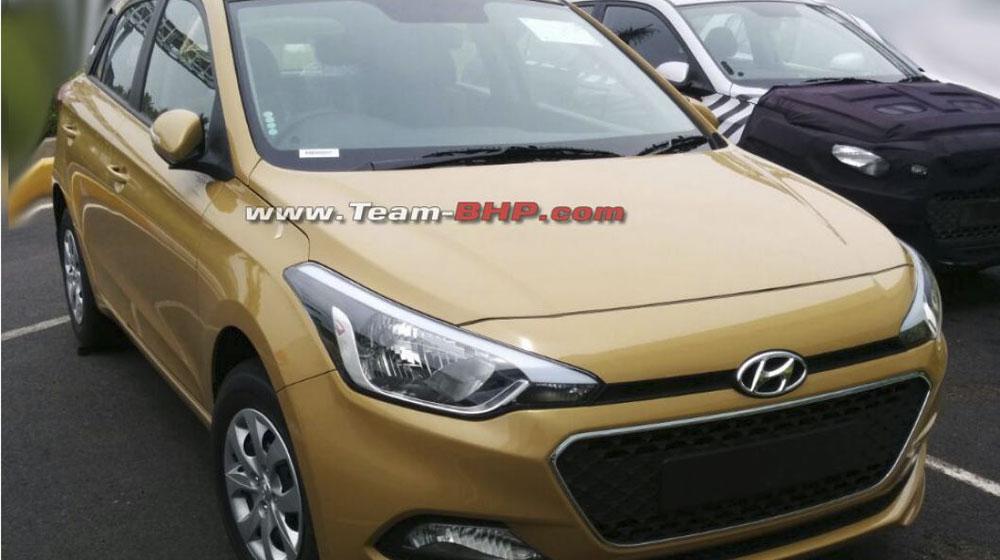 Hyundai i20 thế hệ mới bất ngờ lộ diện