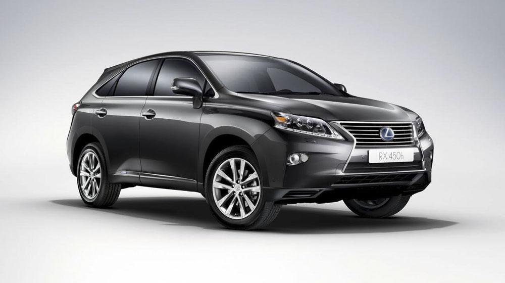 Lexus RX 2016 có thể được trang bị hàng ghế thứ 3
