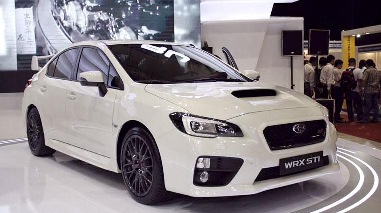Bộ đôi xe Subaru tiền tỷ ra mắt tại Việt Nam