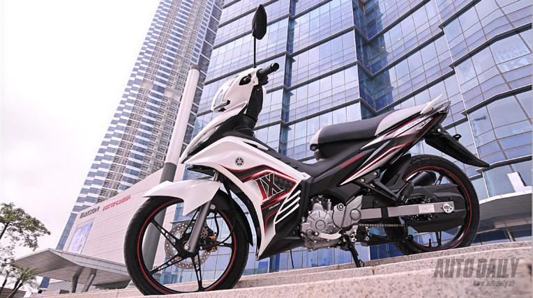 Yamaha Exciter côn tay – Hết thời độc tôn