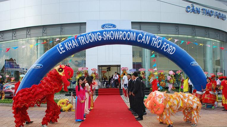 Ford Việt Nam mở thêm đại lý ủy quyền và 2 chi nhánh mới
