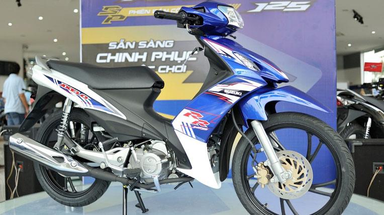 3 lựa chọn xe máy côn tay giá dưới 30 triệu đồng