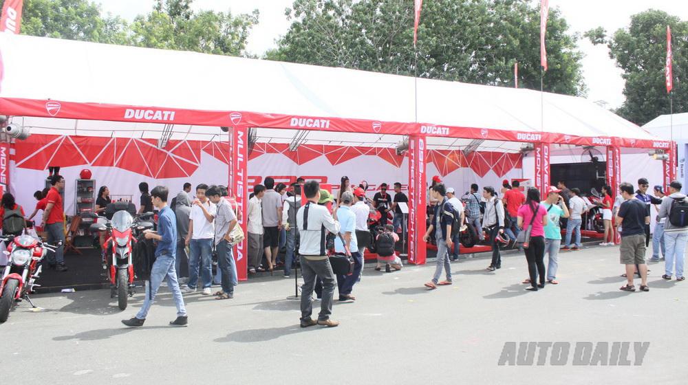 Toàn cảnh Vietnam Motorbike Festival 2014 - 3