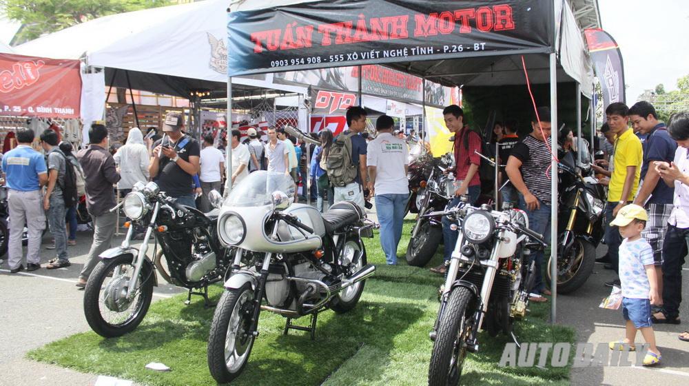 Toàn cảnh Vietnam Motorbike Festival 2014 - 1