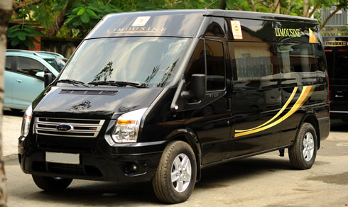 Ford Transit Limousine Bán xe Ford Transit Dcar