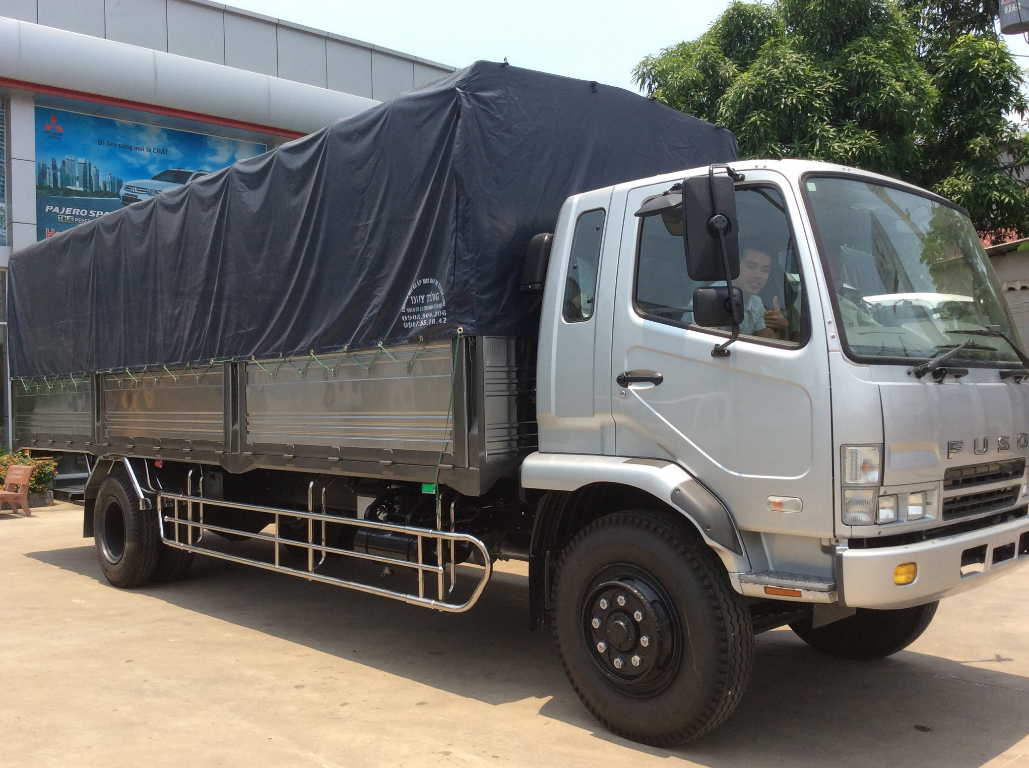 Image result for fuso fighter 8t
