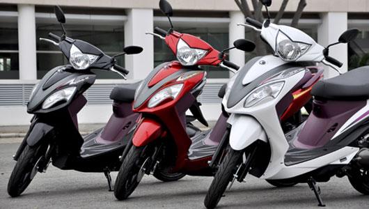 """""""Điểm mặt"""" 3 mẫu xe tay ga rẻ nhất thị trường Việt"""