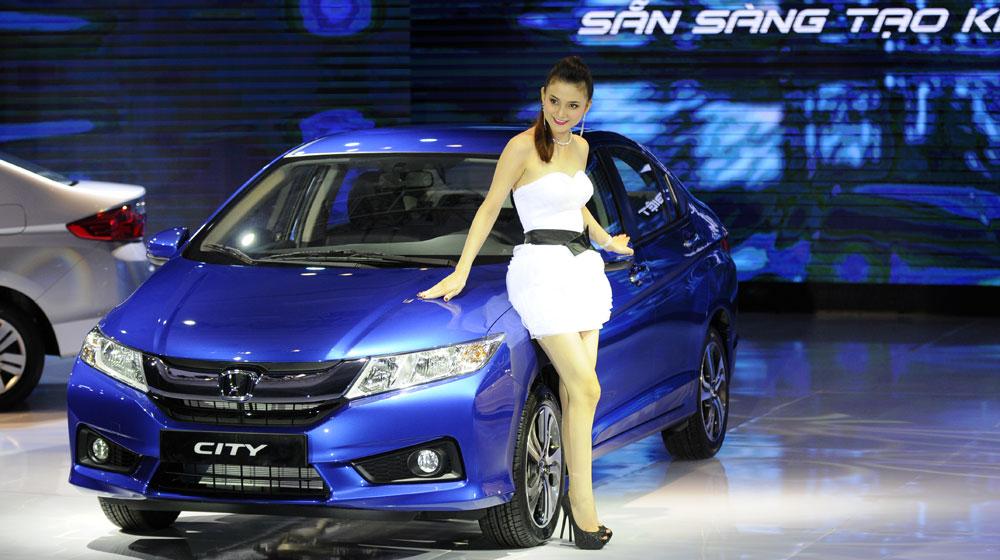 Honda City 2014 có hơn 500 đơn đặt hàng trước khi ra mắt