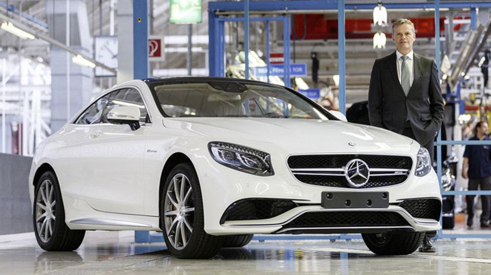 Mercedes-Benz tái cơ cấu sản xuất quanh 4 platform chính