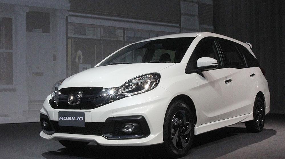 Honda giới thiệu xe gia đình 5 chỗ, giá 18.500 USD