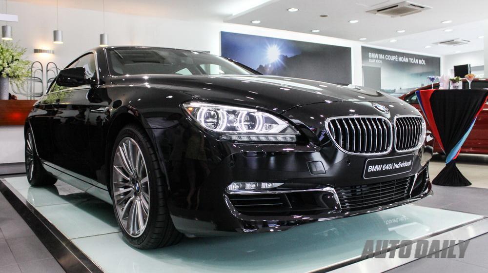 BMW chính thức khai trương showroom Individual và M-Sport