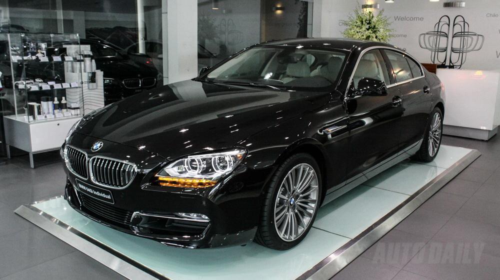 Chi tiết BMW 640i Individual giá 4,35 tỷ đồng tại Việt Nam