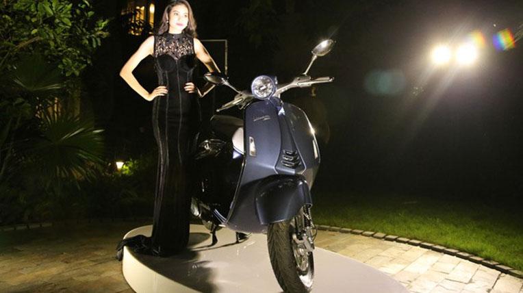 Tuyệt tác Vespa 946 Bellissima ra mắt tại Việt Nam