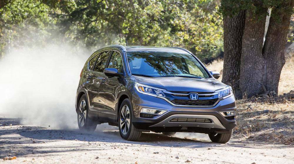 Honda CR-V 2015 có giá từ 23.320 USD