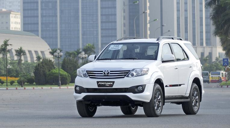 5 mẫu ôtô bán chạy nhất Việt Nam trong tháng 9