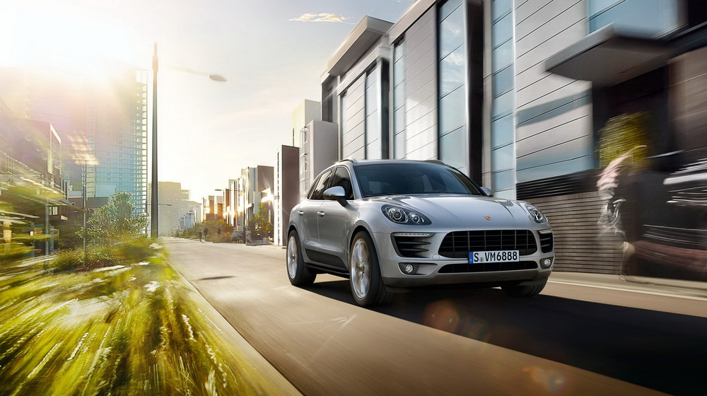 Sáng nay, Porsche Macan chính thức ra mắt tại Việt Nam