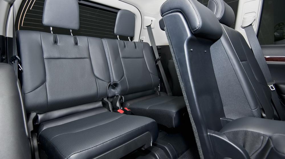 Chi tiết SUV hạng sang Lexus GX 460 2015 vừa ra mắt tại Việt Nam