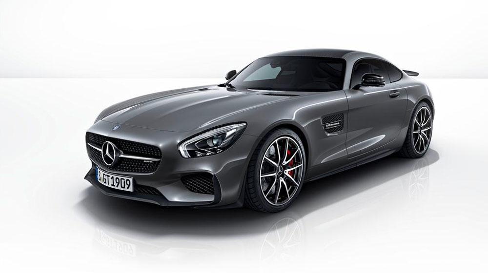 Mercedes-AMG GT có giá bán từ 153.110 USD