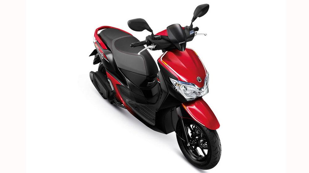 Honda ra mắt xe tay ga thông minh, giá rẻ