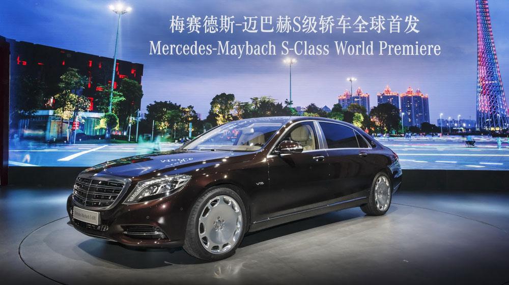 Điều thú vị về người mua xe sang ở Trung Quốc