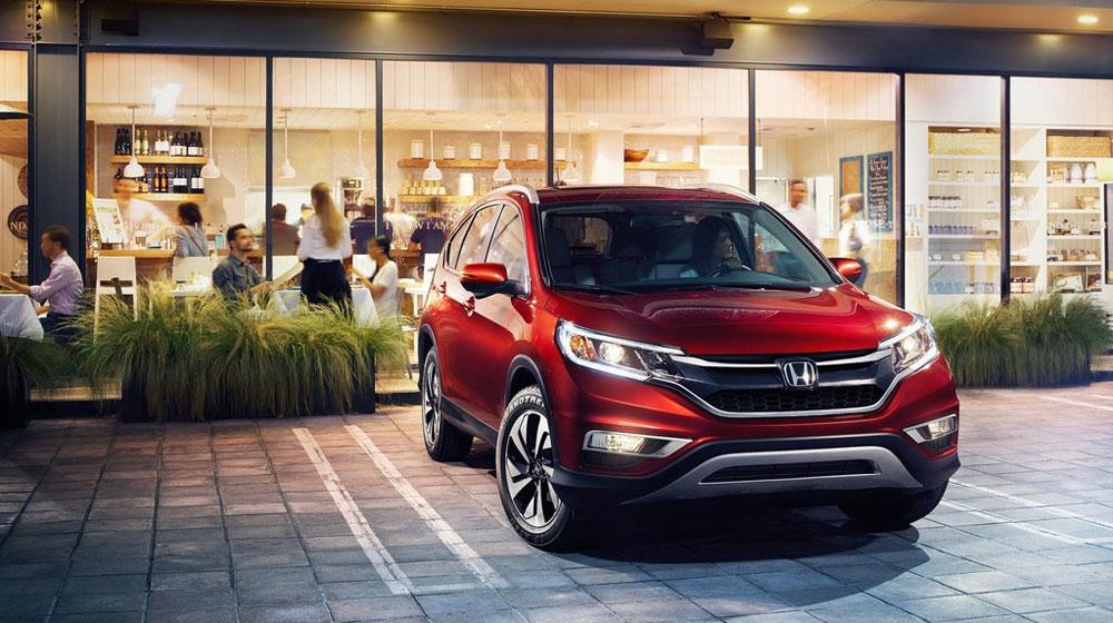 """Phân khúc crossover: Honda CR-V """"độc cô cầu bại"""""""