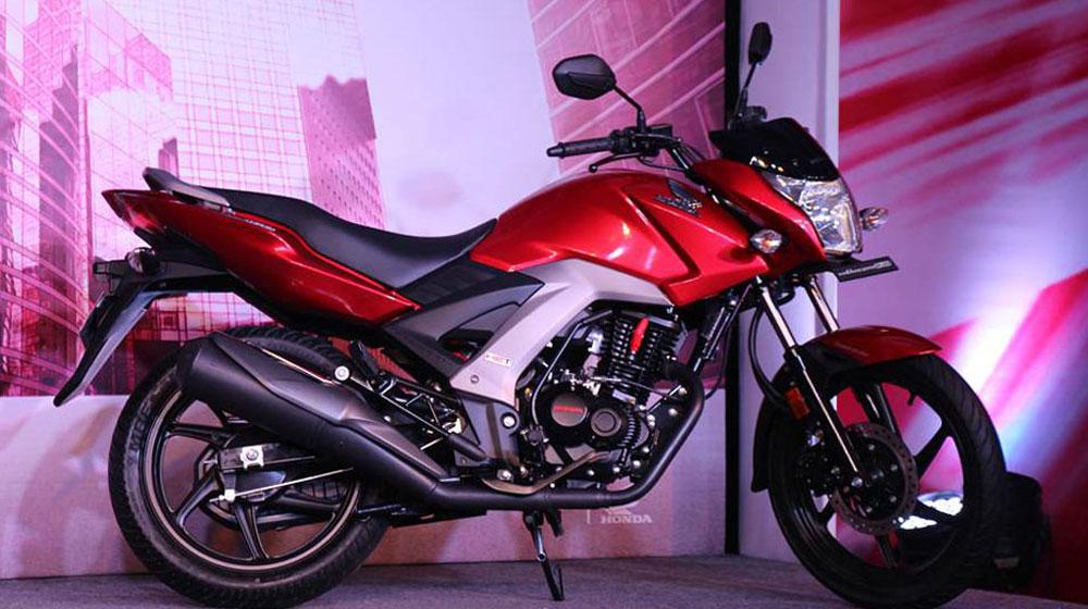 Honda trình làng xe côn tay 160cc giá cực rẻ