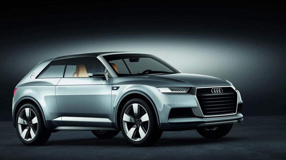 Audi sẽ giới thiệu hai mẫu xe điện vào năm 2018
