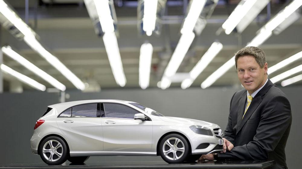 Gorden Wagener – người thổi hồn cho Mercedes-Benz