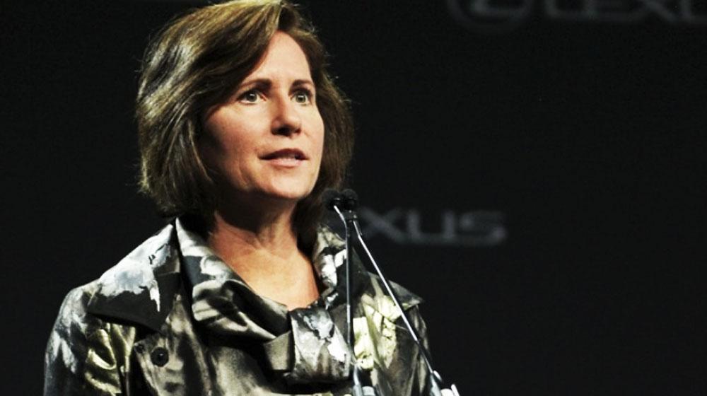"Sắp 8/3, Toyota bổ nhiệm ""sếp"" nữ"