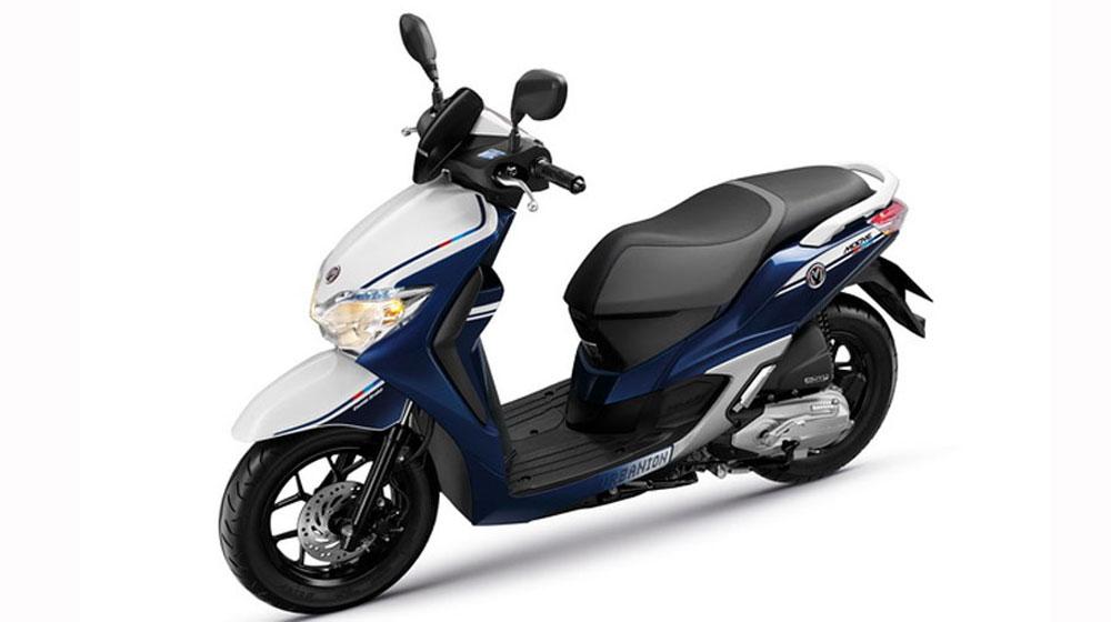 Honda trình làng xe tay ga mới cho giới trẻ
