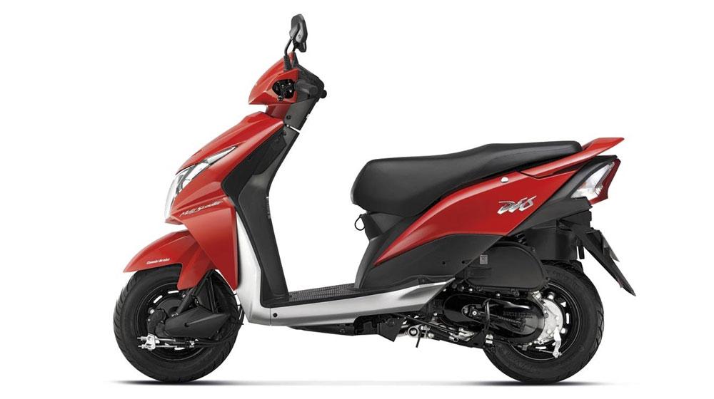 Honda Dio – xe tay ga giá rẻ cho người nghèo