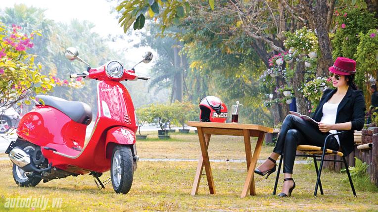 Ý nghĩa tên những chiếc xe máy Piaggio tại Việt Nam