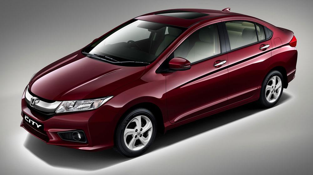 Honda City 2015 vao top xe ban chay nhat