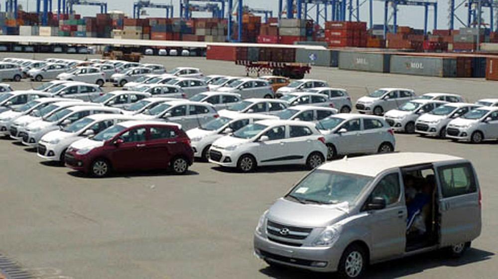 Đề xuất sửa quy định giá tính thuế tiêu thụ đặc biệt với ô tô