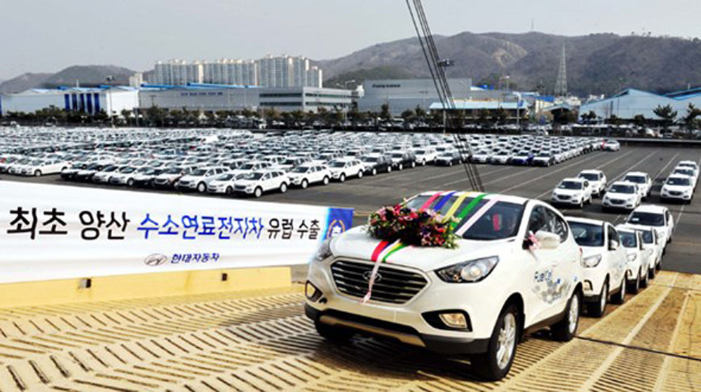 Thuế nhập khẩu xe ô tô từ Hàn Quốc sẽ không giảm