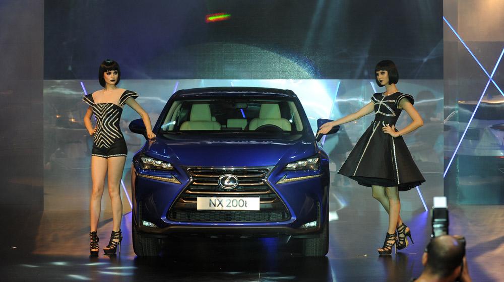 DSC 0852 Lexus NX200t chính thức ra mắt thị trường Việt, giá 2,4 tỷ đồng