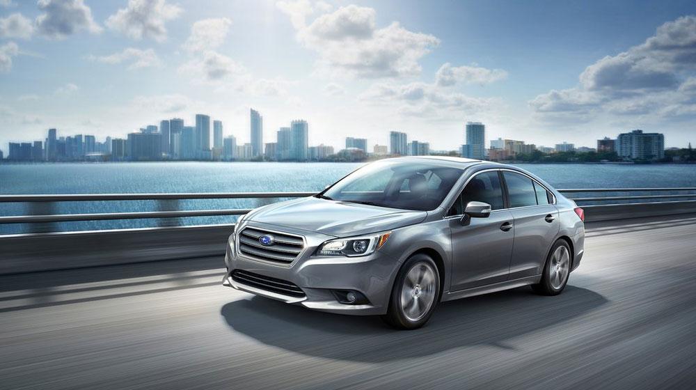 Subaru Legacy 2015 Tân binh Subaru Legacy 2015 chốt giá từ 1,47 tỷ đồng