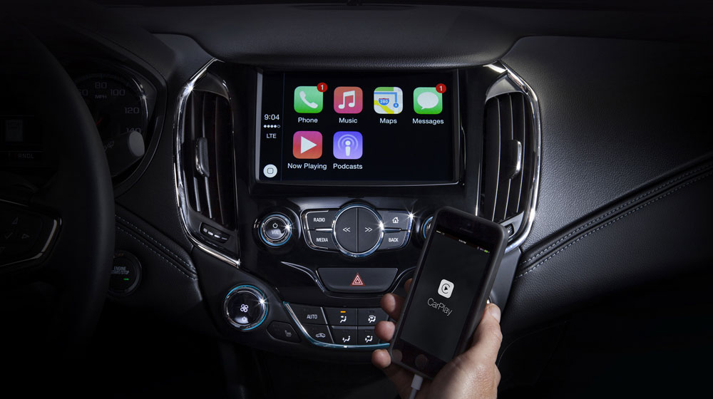 """2016 Chevrolet Cruze 003 Đối thủ lớn của Toyota Altis và Honda Civic """"chốt"""" ngày ra mắt thị trường"""