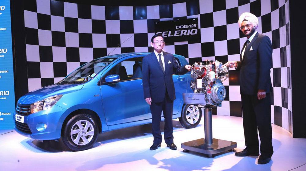 Suzuki phát triển động cơ diesel siêu tiết kiệm