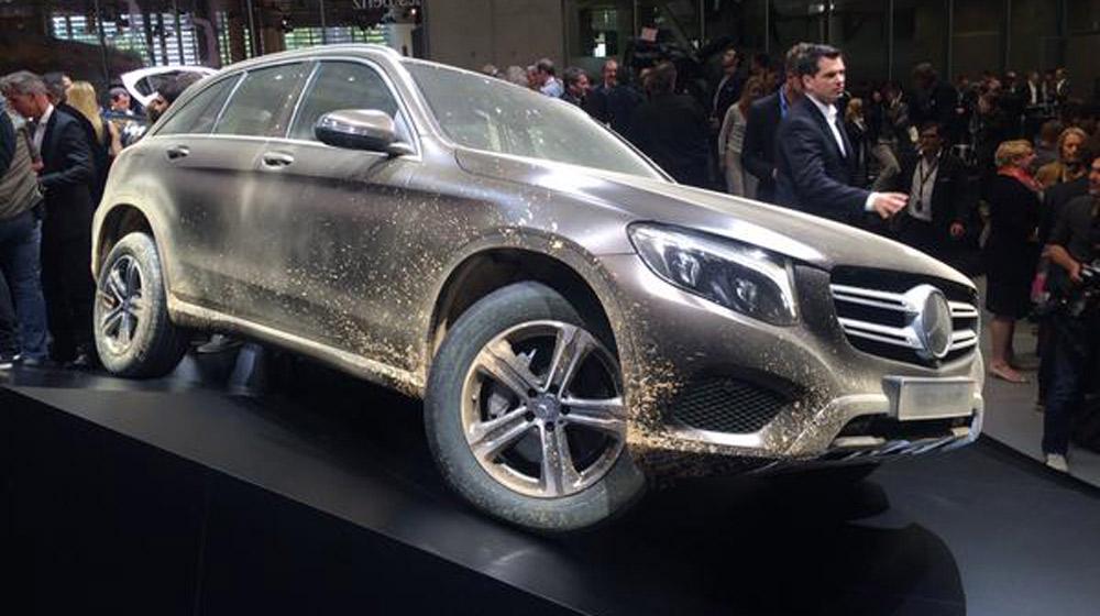 Chi tiết Mercedes GLC giá từ 54.340 USD tại Việt Nam