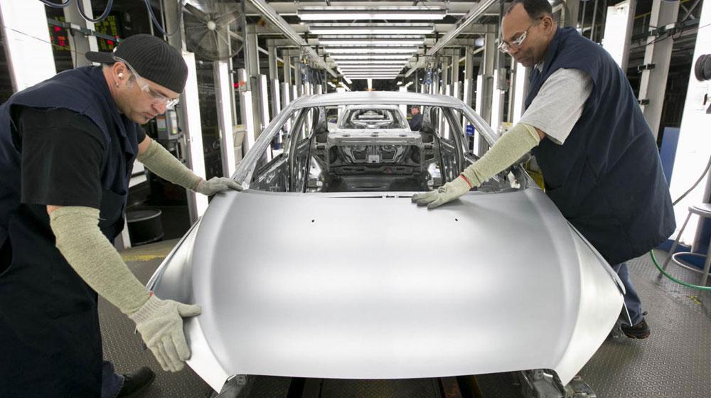 GM công bố phát triển một mẫu xe bí mật